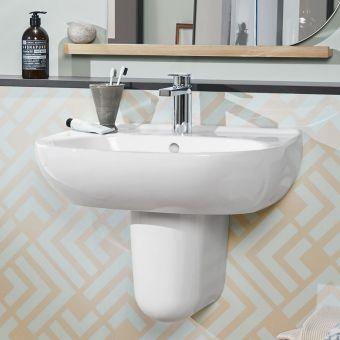 Villeroy and Boch O.Novo Bathroom Sink - 51605501