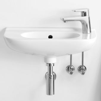 Villeroy and Boch O.Novo Small Cloakroom Basin