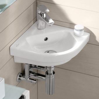 V&B Subway 2.0 Corner Handwash basin