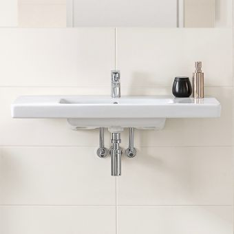 Villeroy and Boch Subway 2.0 Vanity Washbasin
