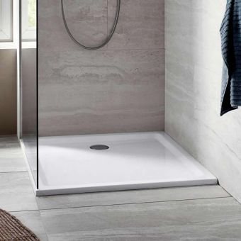 Grohe Square Low Profile Anti Slip Shower Tray