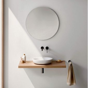 Grohe Essence Round Vessel Washbasin