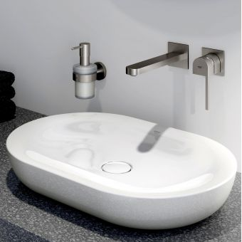 Grohe Essence Oval Vessel Washbasin