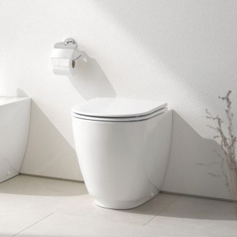 CHK Grohe Essence Floorstanding Back to Wall Toilet