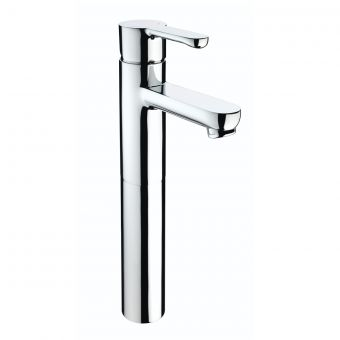 Bristan Nero Tall Basin Mixer Tap