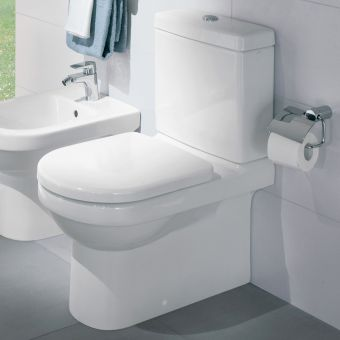 Villeroy and Boch Architectura Eco Close Coupled WC - 56831001
