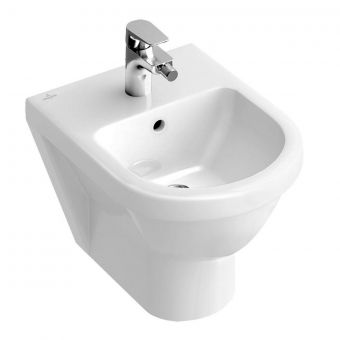 Villeroy and Boch Architectura Compact Wall Hung Bidet
