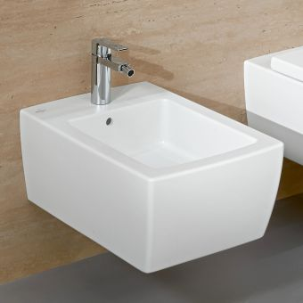 Villeroy and Boch Memento 2.0 Wall Hung Bidet