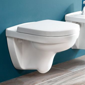 Villeroy and Boch O.Novo Compact Wall Hung WC