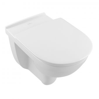 Villeroy and Boch O.Novo Vita Rimless Wall Hung WC