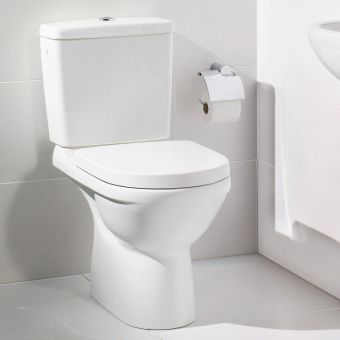 Villeroy and Boch O.Novo Rimless Close Coupled WC