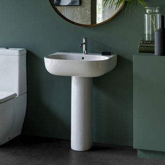Britton Milan Washbasin
