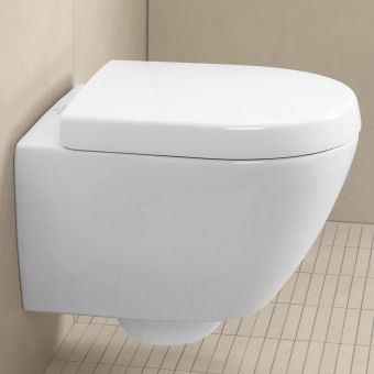Villeroy and Boch Subway 2.0 Compact Wall Hung WC