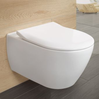 Villeroy and Boch Subway 2.0 Wall Hung WC
