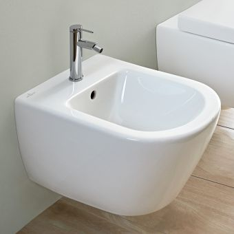 Villeroy and Boch Subway 2.0 Wall Hung Bidet