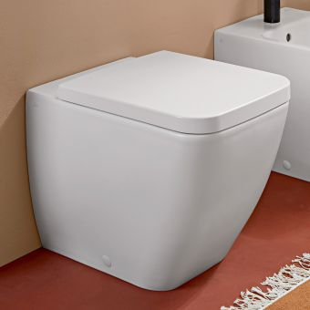 Villeroy and Boch Venticello Rimless Back to Wall WC - 4613R001