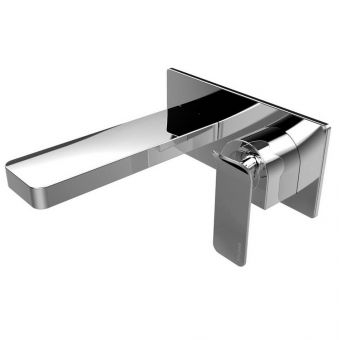 Bristan Alp Wall Mounted Basin Mixer Tap