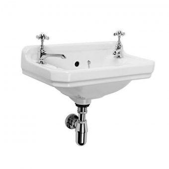 Tavistock Vitoria 500mm Cloakroom Basin - DB850CLS