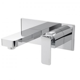 Bristan Alp Wall Mounted Bath Filler
