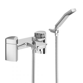 Bristan Bright Bath Shower Mixer *min pressure*