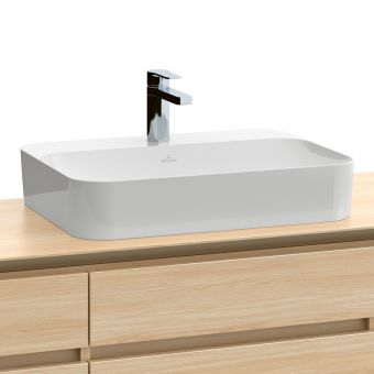 Villeroy and Boch Finion Countertop Basin with Tapledge