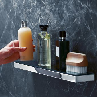 hansgrohe Rainfinity Shelf 500