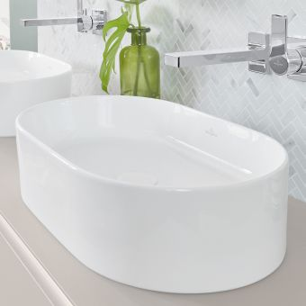 Villeroy and Boch Collaro Oblong Countertop Basin