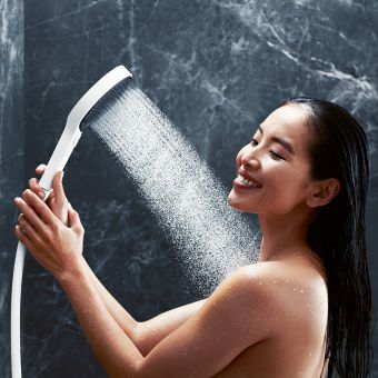 hansgrohe Rainfinity 130 3Jet Hand Shower Set