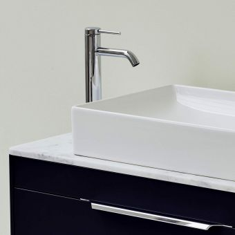 Britton Hoxton Tall Basin Mixer Tap