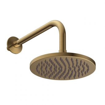 CHK Britton Hoxton Shower Head with Wall Mounted Arm