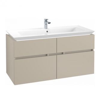 Villeroy and Boch Legato XL 4 Drawer Vanity