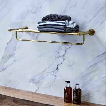 Britton Hoxton Towel Rack