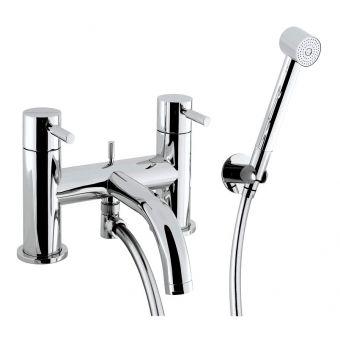Britton Elegante Bath Mixer with Shower Handset
