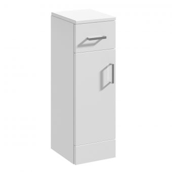 UK Bathrooms Essentials Newby 250mm Bathroom Cupboard