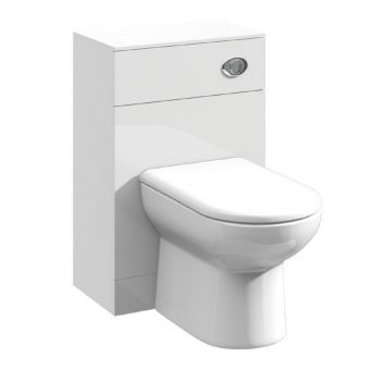 UK Bathrooms Essentials Newby 500mm WC Unit