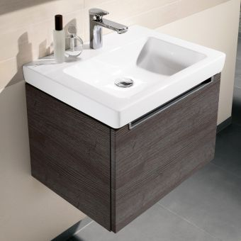 Villeroy and Boch Subway 2.0 Medium 1 Drawer Vanity