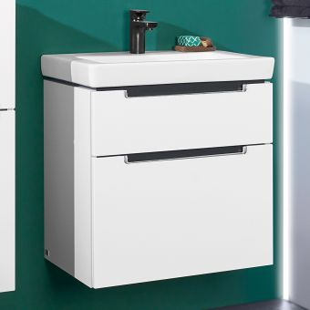 Villeroy and Boch Subway 2.0 XXL Medium 2 Drawer Vanity
