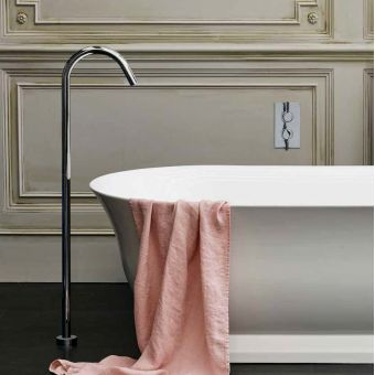 Britton Elegante Floorstanding Bath Spout