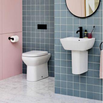 Britton MyHome Back to Wall Toilet - MYBTWTW