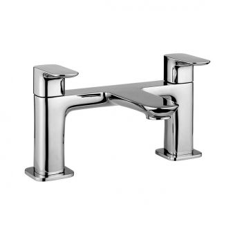 Britton MyHome 2 Tap Hole Bath Filler