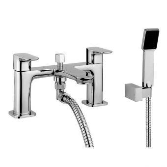 Britton MyHome Bath Filler with Shower Handset - MYBSM2THC