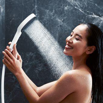 hansgrohe Rainfinity 130cm 3-Jet Hand Shower Head