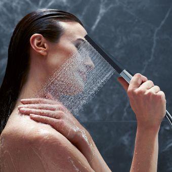 hansgrohe Rainfinity 100 1Jet Baton Hand Shower - 26866000