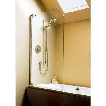 Showerlux Swing Moderna Shower Screen (815mm)