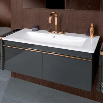 Villeroy and Boch Venticello Double 2 Drawer Vanity