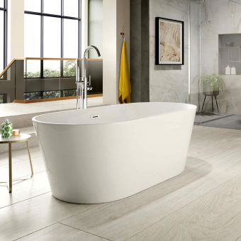 Trojan Hampton Freestanding Double Ended Bath