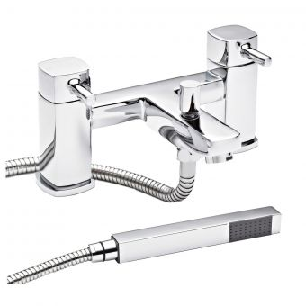 UK Bathrooms Essentials Picasso Bath Shower Mixer