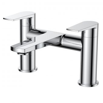 UK Bathrooms Essentials Weston Bath Filler