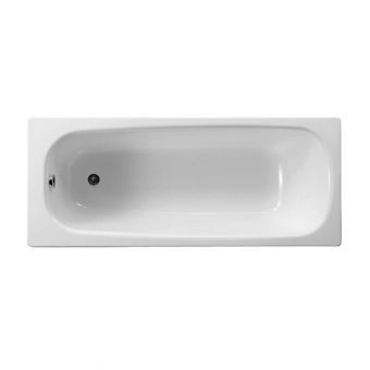 Roca Contesa ECO Steel bath 1700 x 700mm