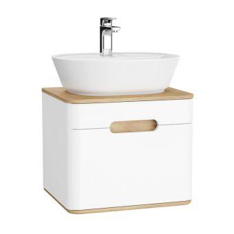 VitrA Sento 1 Drawer Small Vanity Unit for Washbowls - 62355